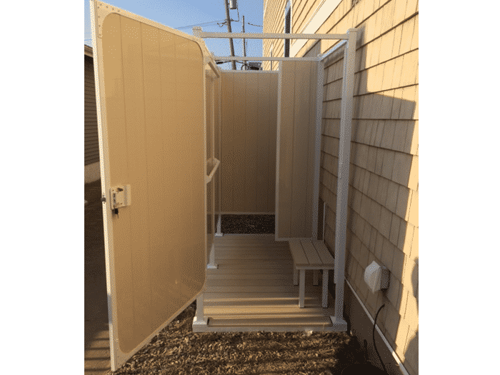 Prefab Outdoor Shower Enclosures.Prefab Outdoor Shower Enclosures Maryanlinux