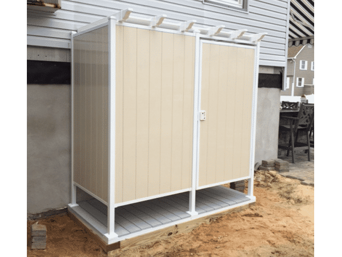 Outdoor Shower Kits Double Stall Https Www Outdoorshowers